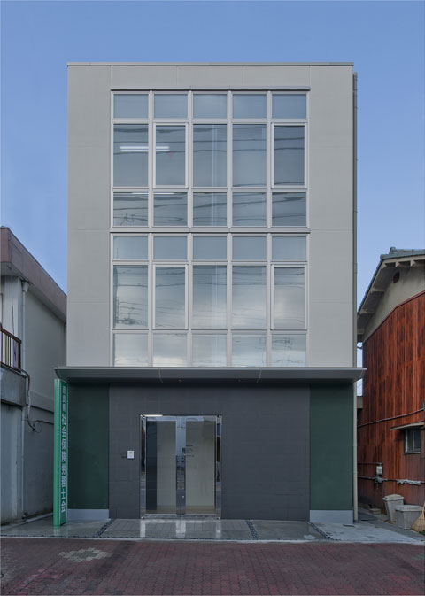 奈良県社会保険労務士会 会館