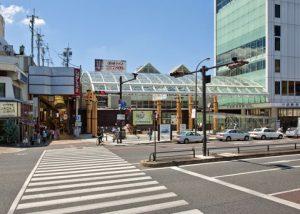 奈良駅前広場大屋根_サムネイル1