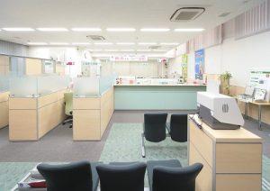 奈良信用金庫学園前支店改修工事_サムネイル5